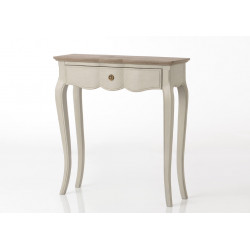 Petite console beige Maddy