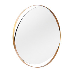 Miroir rond 61 cm Antique