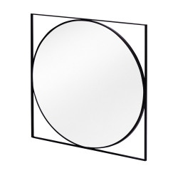 Miroir square 80 x 80 cm