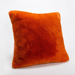 Coussin Luxe safran