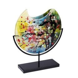 Vase lune Adachi 33x37 cm