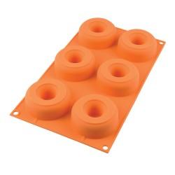 Moule pour 6 donuts 7.5 cm...
