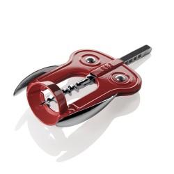 Tire-bouchon Hibou rouge Lux