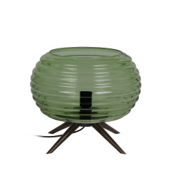 Lampe Newgage vert 23 cm