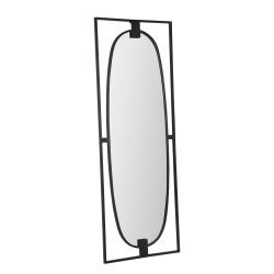 Miroir Géométrie noir...