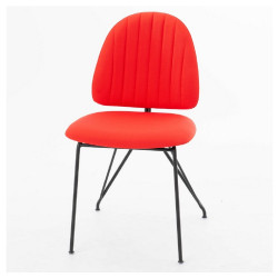 Chaise rouge Stockholm (lot...