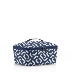 Sac isotherme M Signature Navy