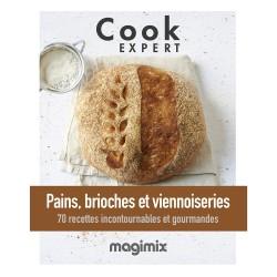 Livre pains brioches et...