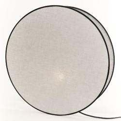 Lampe Luna Gris perle 49cm