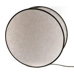 Lampe Luna Gris perle 30cm