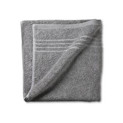 Serviette de bain Leonora gris