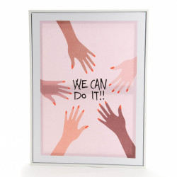 Toile We can do it 45x60