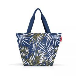 Sac shopping Jungle Space Blue