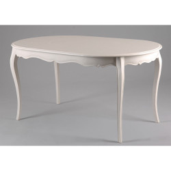 Table ovale 150x90 Murano