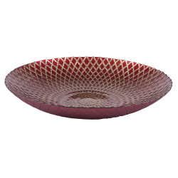 Coupe 33cm Trevi Rouge
