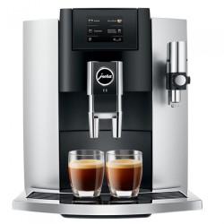 Machine à café e8 platine...