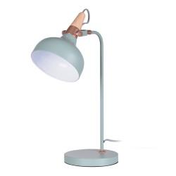 Lampe vintage 52 cm céladon