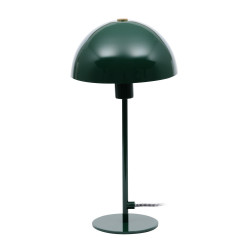Lampe champy 42 cm vert