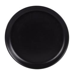 Assiettes plates itit noir...