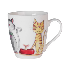 Tasse 23cl chats