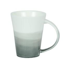 Mug 30 cl estampe gris (lot...