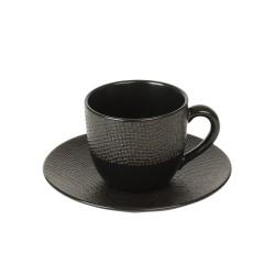 Tasse à café 12 cl et sa...