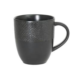 Mug 30 cl vésuvio noir (lot...