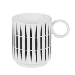 Coffret de 6 mugs 38 cl...