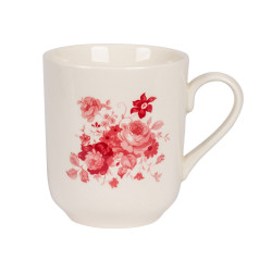 Mug 37 cl Lilly Rose (lot...
