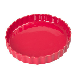 Tourtière gusto rouge 28 cm