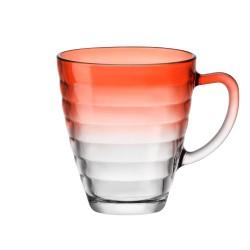 Mug circles orange 31 cl....