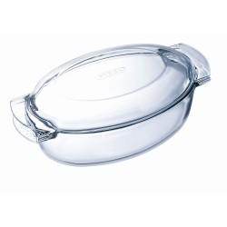 Cocotte ovale 4.5 l pyrex -...