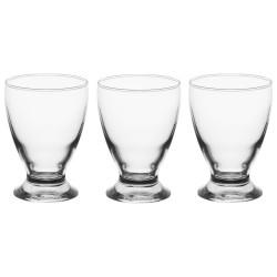Pack de 3 verres a eau...