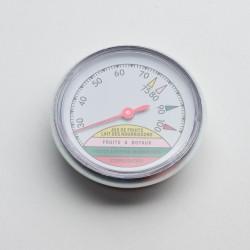 Thermomètre à cadran pour...