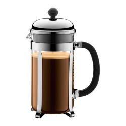 Cafetiere chambord 8t noir...