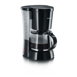 Cafetière filtre noire 800 w
