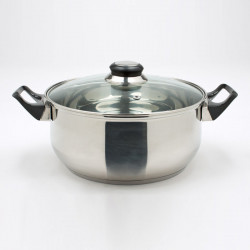 Faitout 20 cm inox induction