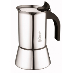Cafetiere 4t inox venus...