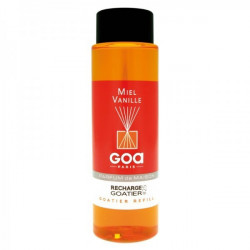 Recharge miel vanille 250 ml