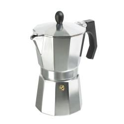 Cafetiere moka alu 6 tasses