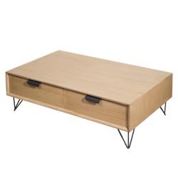 Table basse 4 tiroirs vik...