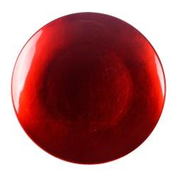 Sous-assiette rosso 33 cm...