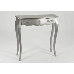 Console new silver Murano