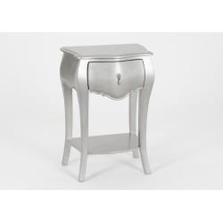 Chevet new silver Murano