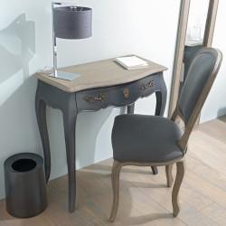 Petit bureau gris Murano