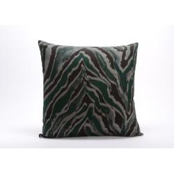 Coussin en coton zebra...