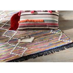 Tapis en coton ibiza 80x120 cm
