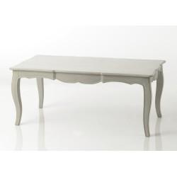 Table basse grise en bois...